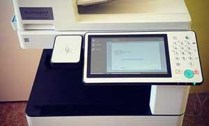 Pronájem kopírovacího stroje nebo tiskárny