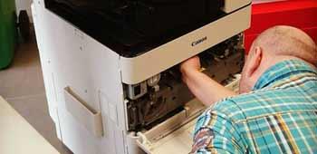 Servis kopírovacích strojů