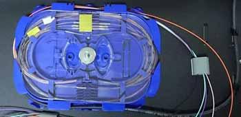 Svařování optických vláken a kabelů